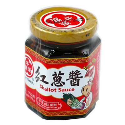 牛頭牌牛頭牌紅蔥醬(175g/罐)