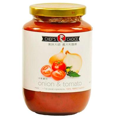 美味大師義大利麵醬(洋蔥番茄)(470g/罐)