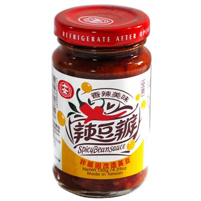 十全十全辣豆瓣(130g/罐)