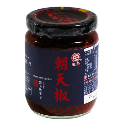 江記江記朝天椒(210g/罐)