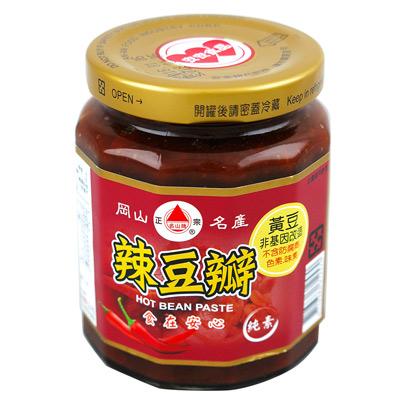 安安安安辣豆瓣(非基改)(280g/罐)