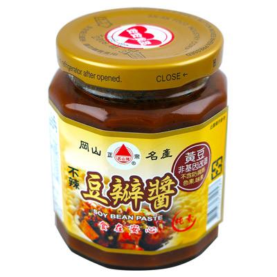 安安安安不辣豆瓣(非基改)(280g/罐)
