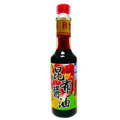 民生民生壺底昆布醬油(70g/罐)