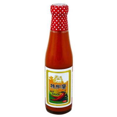 福松辣椒醬-全素(280g/罐)