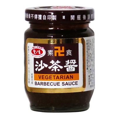 愛之味愛之味素食沙茶醬(120g/罐)
