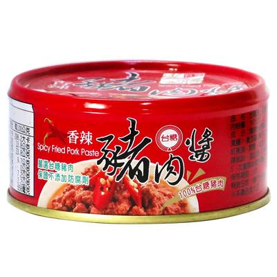 台糖台糖安心豚豬肉醬(香辣)(160g/罐)