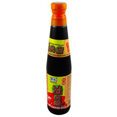 黑龍紅燒滷肉醬-全素(400ml/罐)