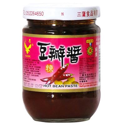 黑龍黑龍三鷹豆瓣醬(180g/罐)