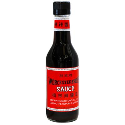 桂林牌桂林牌梅林辣醬油(296ml/罐)