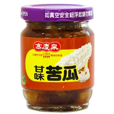 高慶泉高慶泉甘味苦瓜(125g/罐)