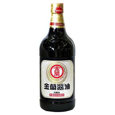 金蘭醬油(非基因改造)(1000g/罐)