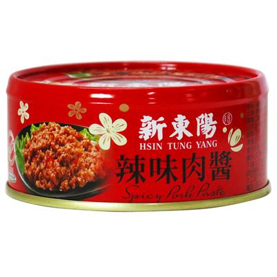新東陽新東陽辣味肉醬(147g/罐)