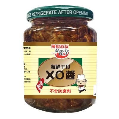 辣椒叔叔XO酱(250g/瓶)