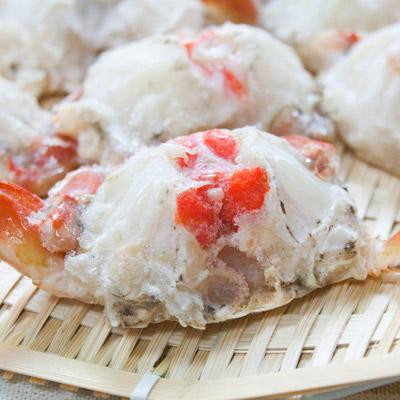 簡單生鮮基隆黃金蟹(250g±10%/包)