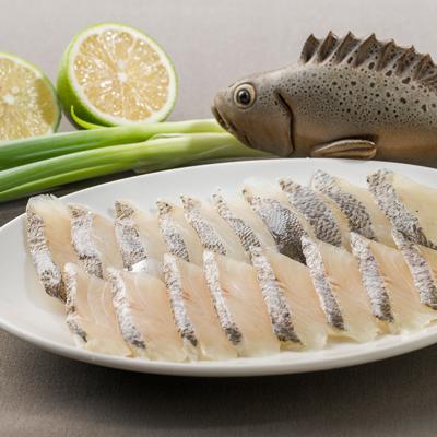 七星鱸魚火鍋切片(160g±5%/包)