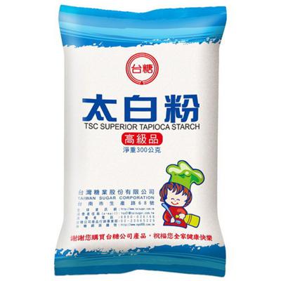 台糖高級太白粉(300g/包)
