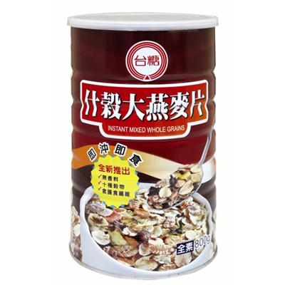 什穀大燕麥片(800g/罐)