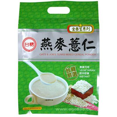 燕麥薏仁-奶素(30g*15包/袋)