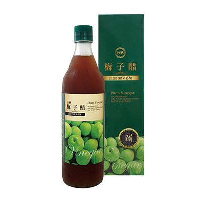 梅子醋(600ml/瓶)
