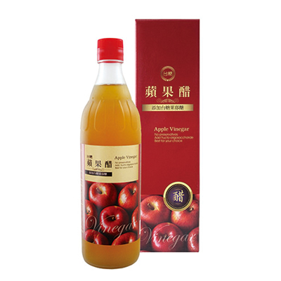 苹果醋(600ml/瓶)