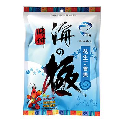 海之極花生丁香魚(120g/包)