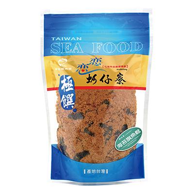 梓官漁會極饌海苔旗魚鬆(250g/袋)