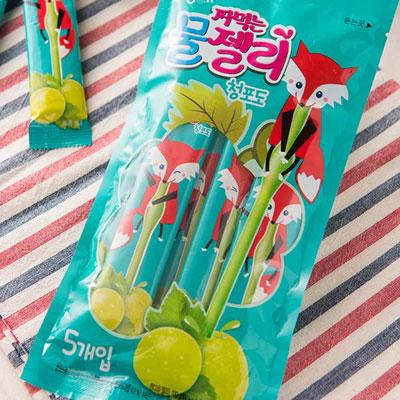海太海太白葡萄風味果凍條(20g*5入/包)