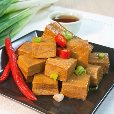 四川吳抄手滷豆干(180g±5%/包)