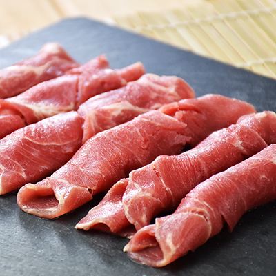 羊肉火鍋肉片(180g±10%)