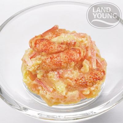 花錦季螯蝦沙拉(250g)