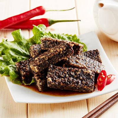 鬍鬚林滷味豬血糕(200g±5%/盒)