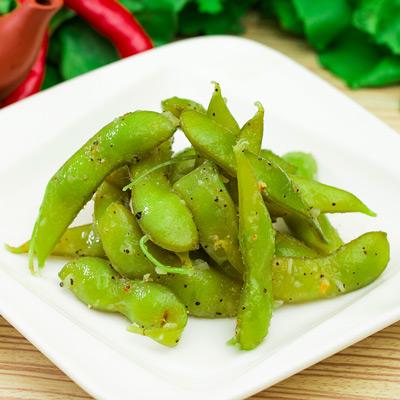 蒜味毛豆(150g±5%/包)