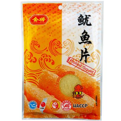 金牌金牌魷魚片(100g/包)