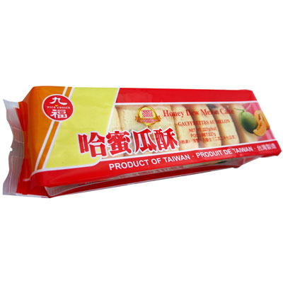 九福九福小哈蜜瓜酥-條裝(227g/包)