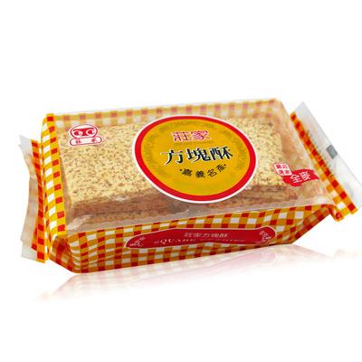 莊家莊家雪花全麥方塊酥(160g/包)