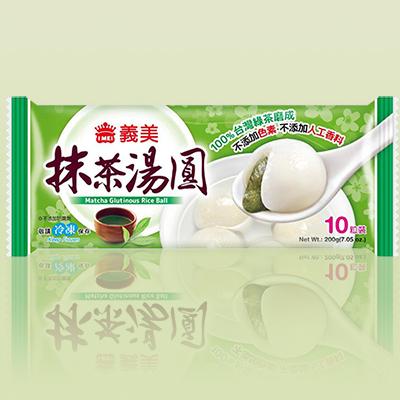 義美義美抹茶湯圓(200g/包)