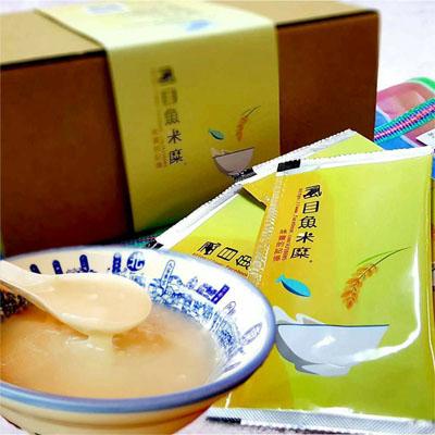虱目魚米糜禮盒(200g/8入/盒)