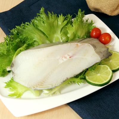 大比目魚(扁鱈)切片(200g±10%/包)
