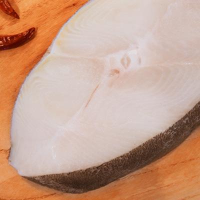 大西洋比目魚輪切片(扁鱈)(400g±10%/包)