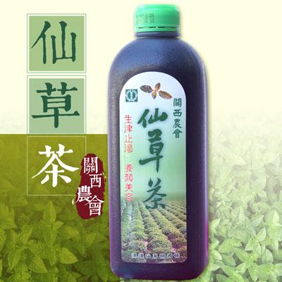 仙草茶  (960g±5%/罐)