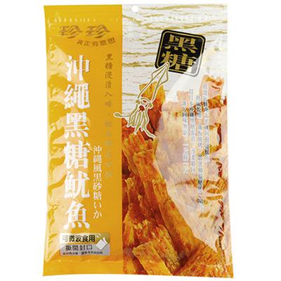 沖繩黑糖魷魚絲(78g/包)