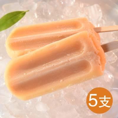 鳳梨冰棒(80g*5支/袋)
