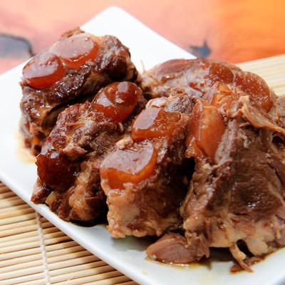 軟骨肉獨享包-紅燒(250g/包)