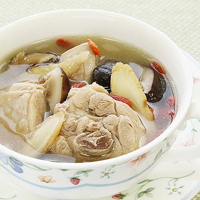 粉光香菇雞湯(470g/包)