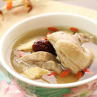 黃耆枸杞雞湯(460g/包)