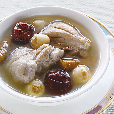 安永鮮物-黨蔘蓮子雞湯(450g/包)