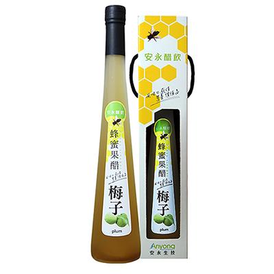 蜂蜜果醋(梅子)400ml+纸盒
