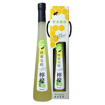 蜂蜜果醋(檸檬)400ml+紙盒