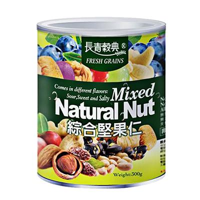 綜合堅果仁(300g/罐)
