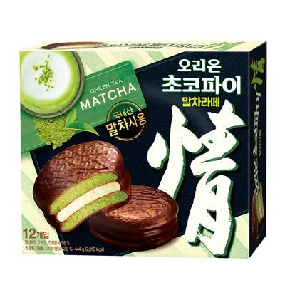 情‧抹茶巧克力派(444g/盒)